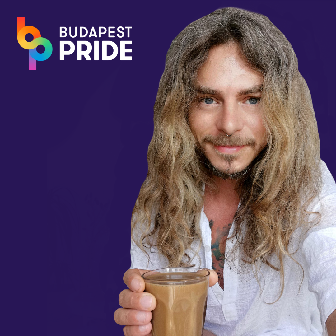 steiner kristóf, budapest pride, coming out