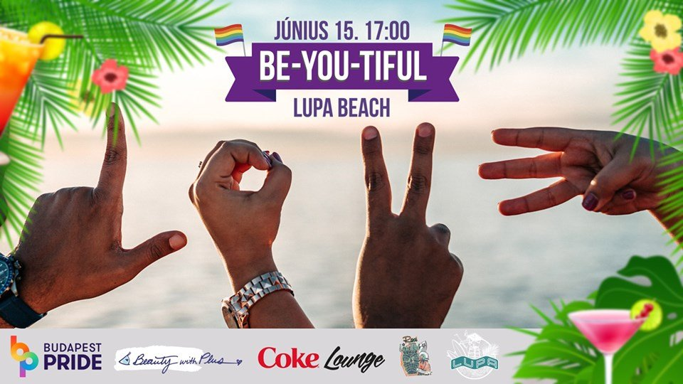 Be-YOU-tiful-Lupa-Beach-party-2019-budapest-pride