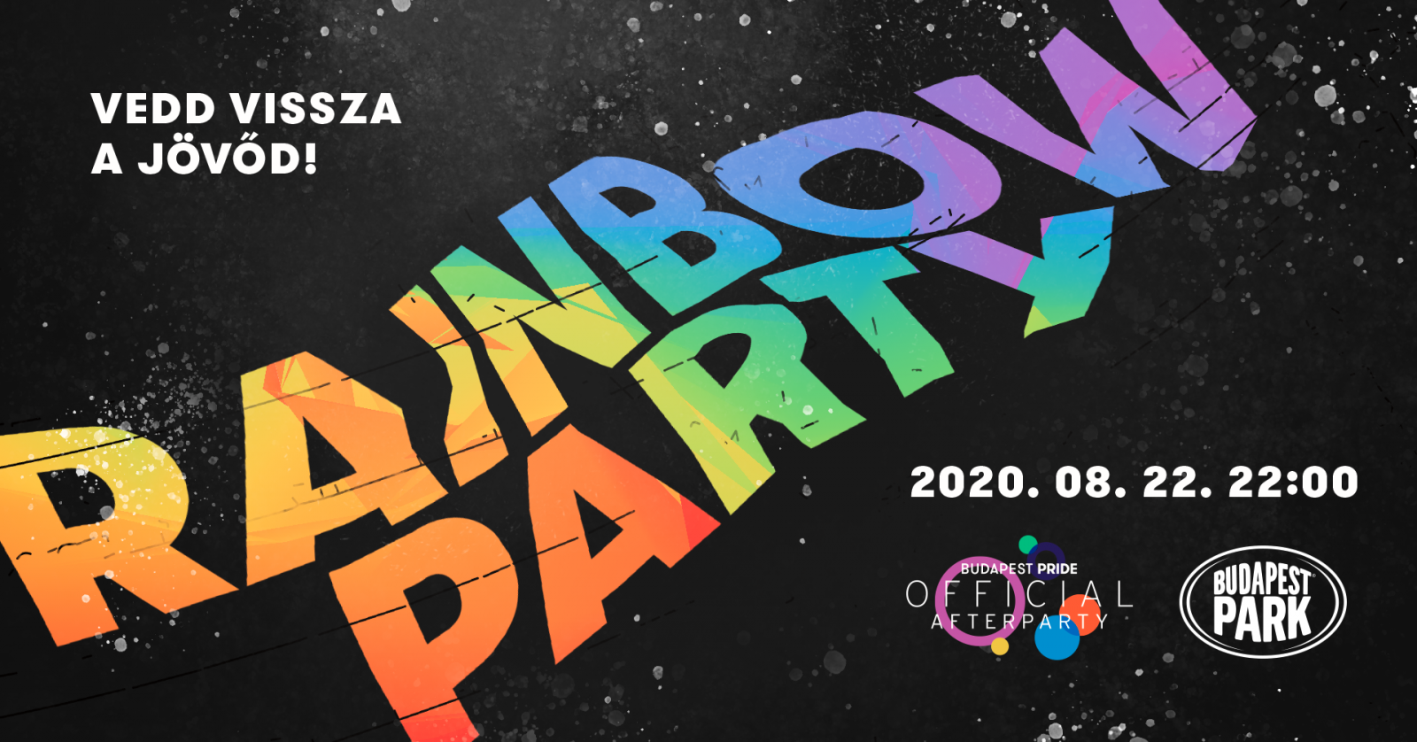 Budapest Pride Rainbow Party Budapest Park afterparty augusztus 22 2020