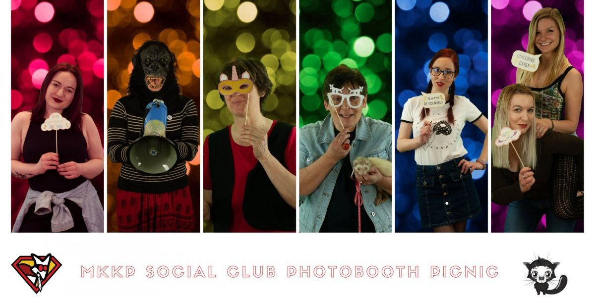 MKKP Social Club Photobooth Picnic